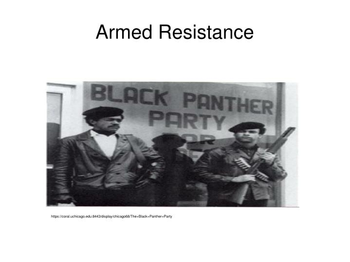 Armed Resistance