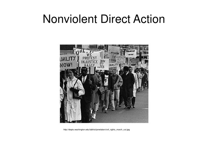 Nonviolent Direct Action