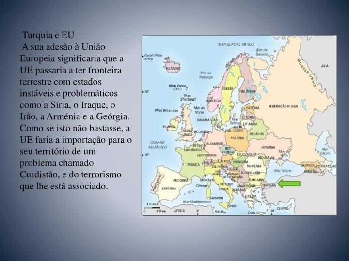 Turquia e EU