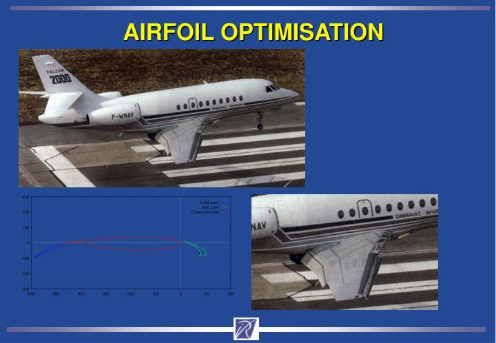 AIRFOIL OPTIMISATION
