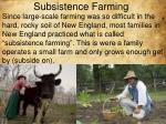 subsistence farming1