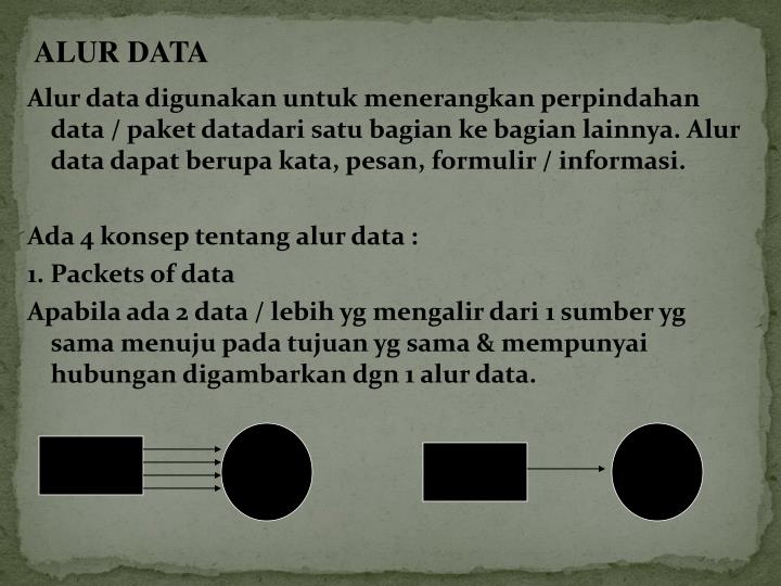 ALUR DATA