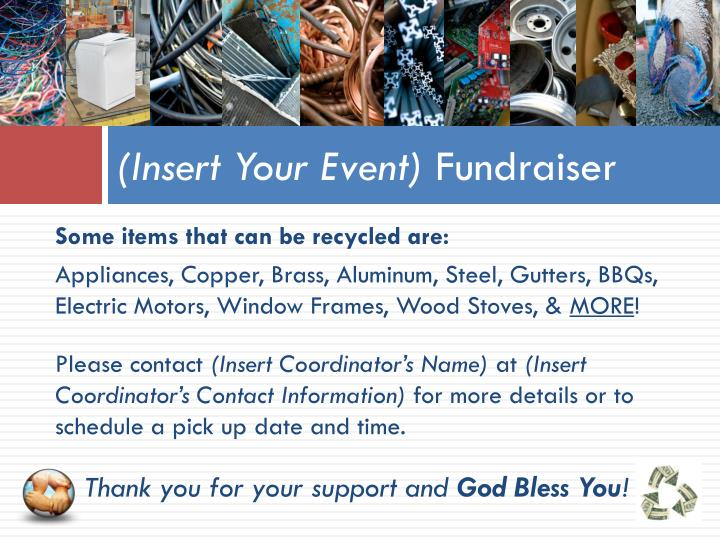 Insert your event fundraiser1