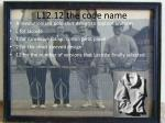 l12 12 the code name
