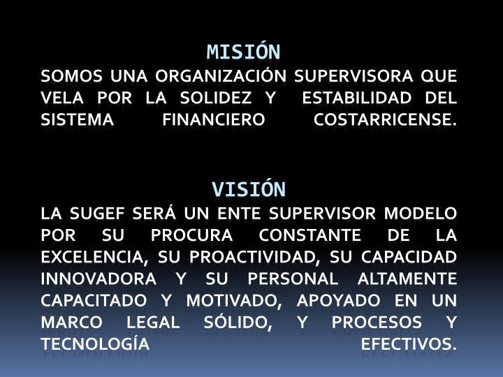 Misión