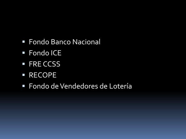 Fondo Banco Nacional