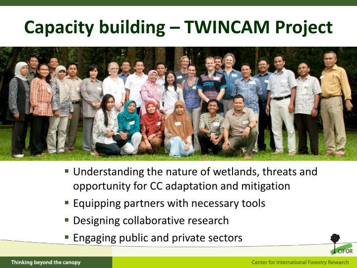 Understanding the nature of wetlands, threats and