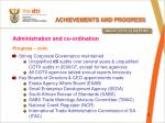 achievements and progress17