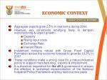 economic context1