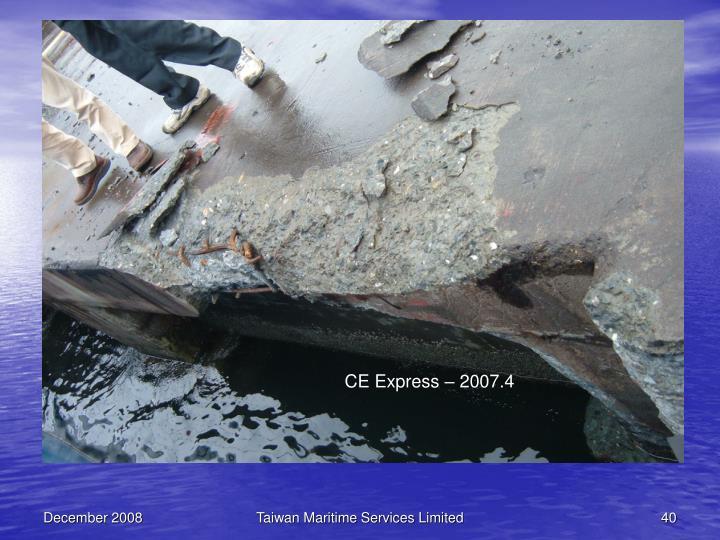 CE Express – 2007.4