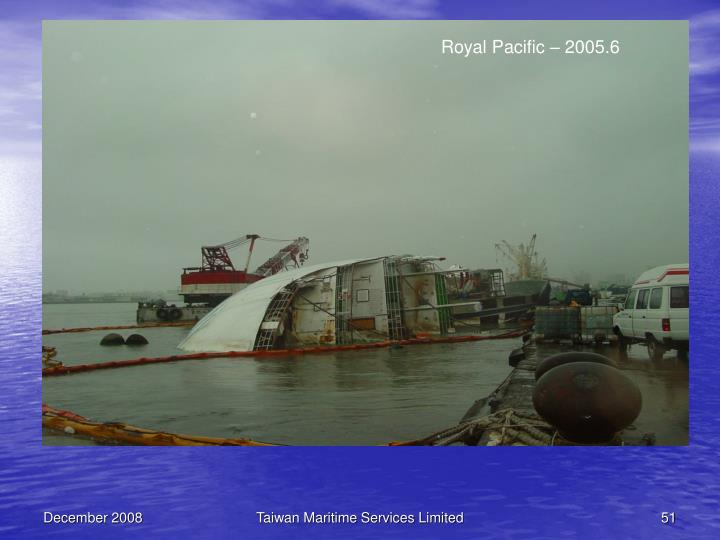 Royal Pacific – 2005.6