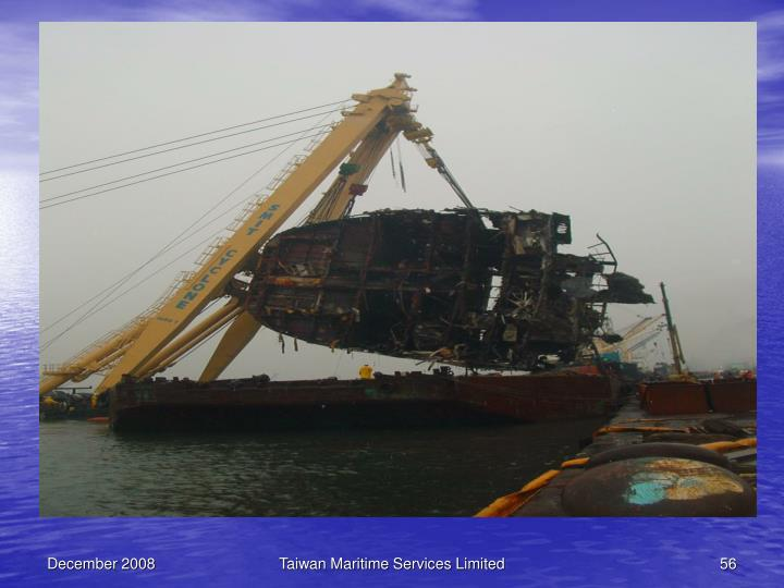 Taiwan Maritime Services Limited