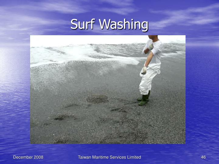 Surf Washing