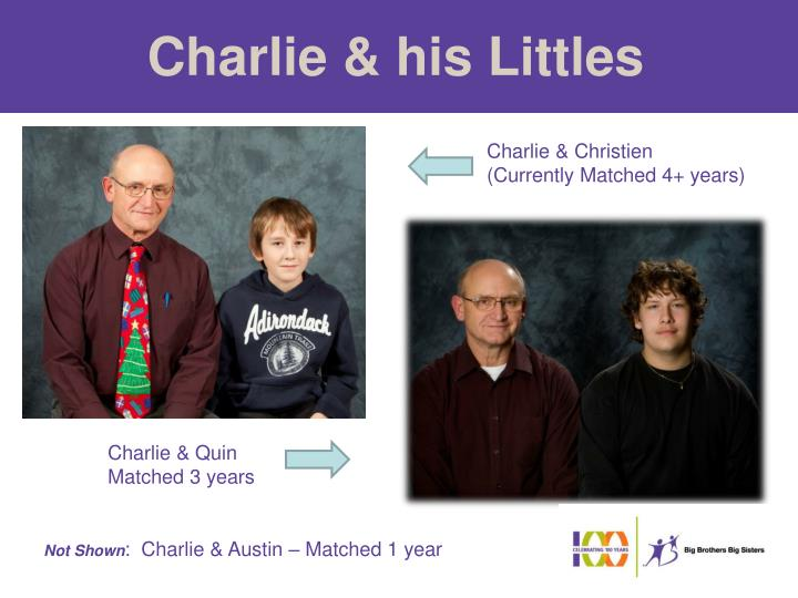 Charlie & his Littles