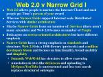 web 2 0 v narrow grid i