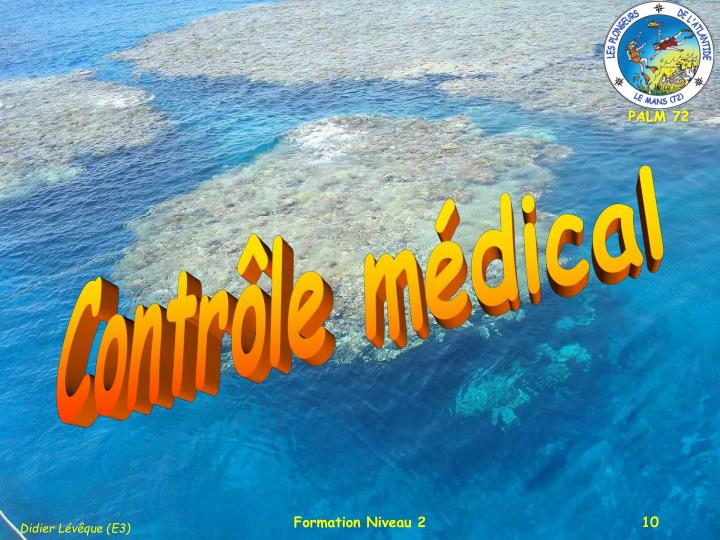 Contrôle médical