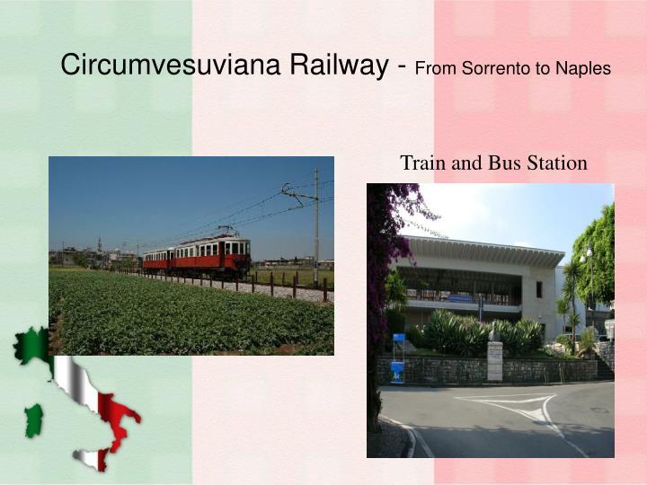 Circumvesuviana Railway -