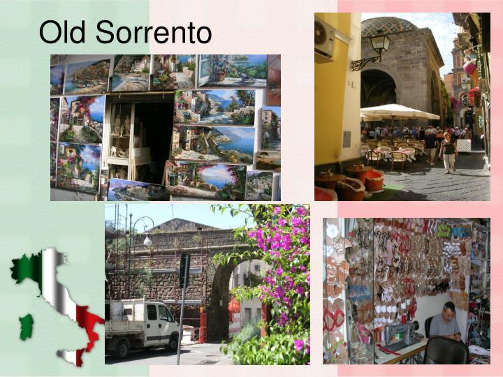 Old Sorrento