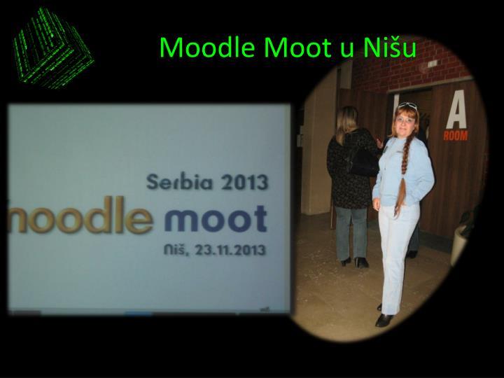 Moodle Moot u