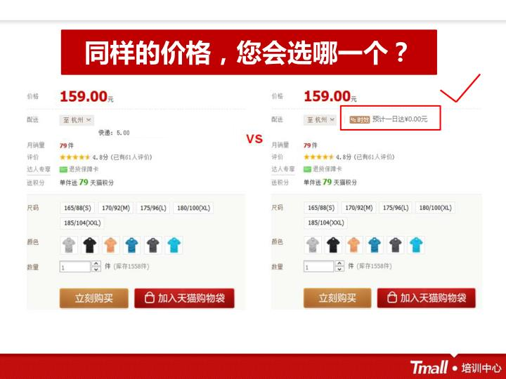 同样的价格,您会选哪一个?