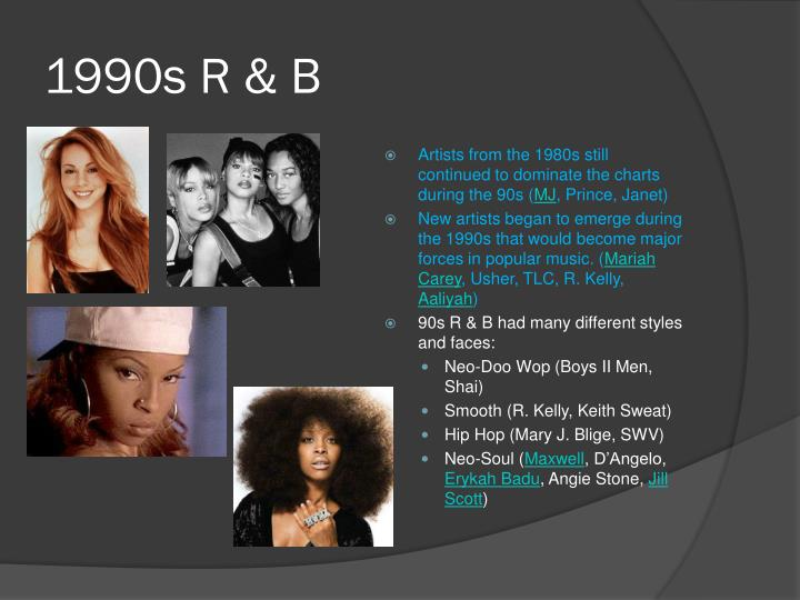 1990s R & B