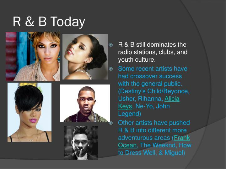 R & B Today