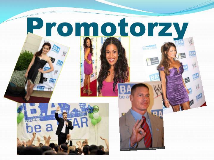 Promotorzy