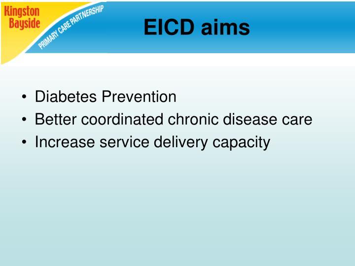 EICD aims