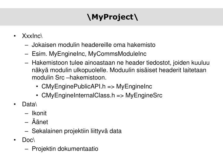 \MyProject\