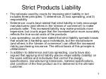 strict products liability2