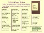 indiana women writers
