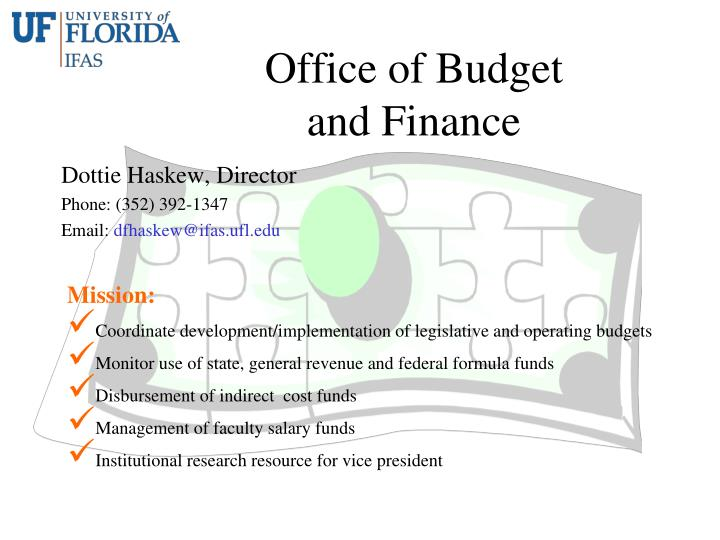 Office of Budget