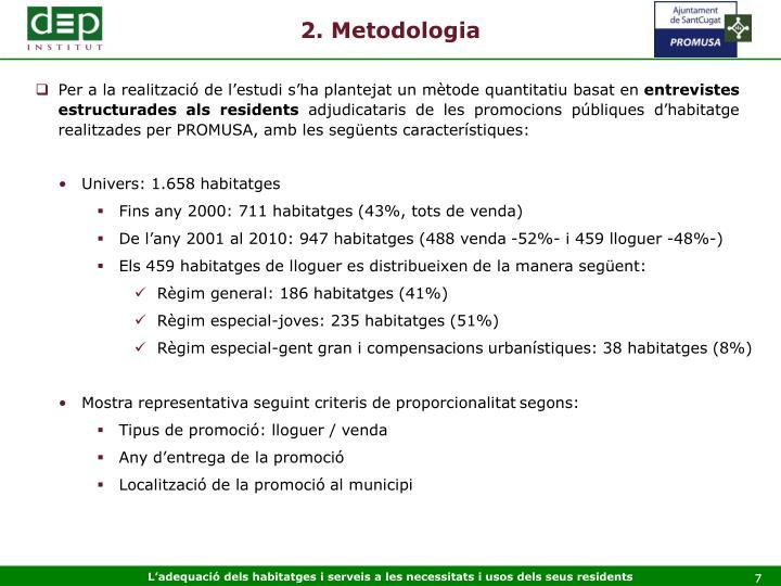 2. Metodologia