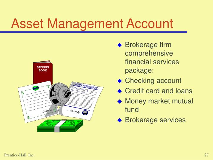 Asset Management Account