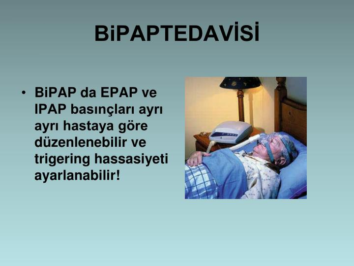 BiPAPTEDAVS