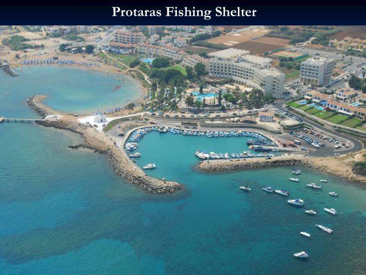 Protaras Fishing Shelter