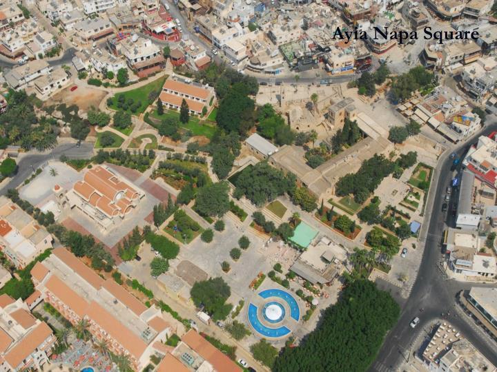 Ayia Napa Square