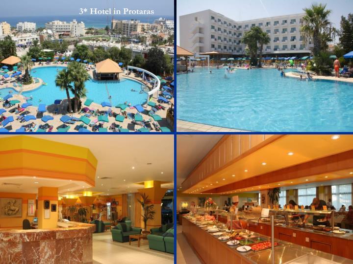 3* Hotel in Protaras