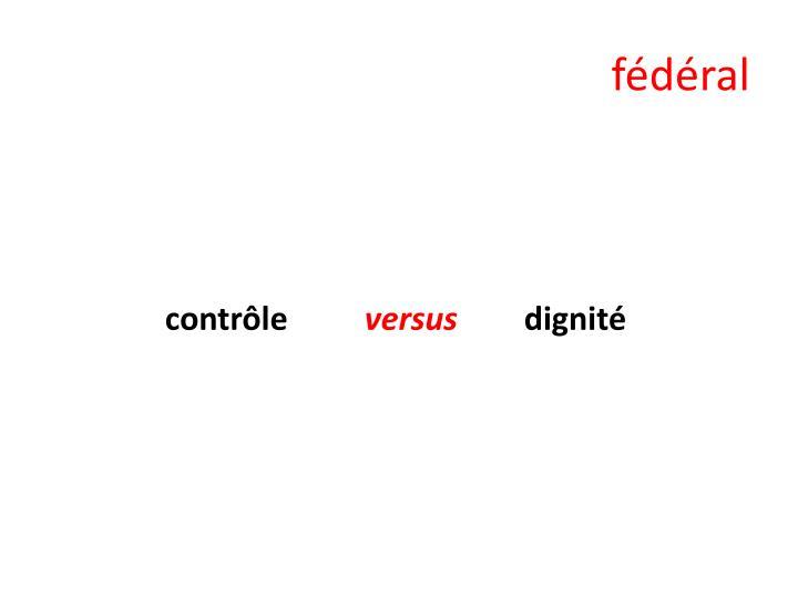 fédéral
