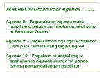 malabon urban poor agenda karugtog3