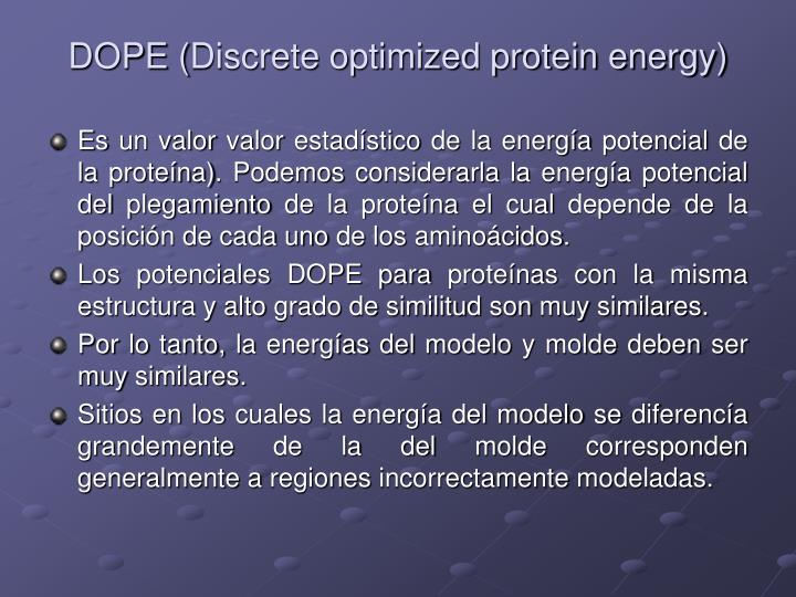 DOPE (