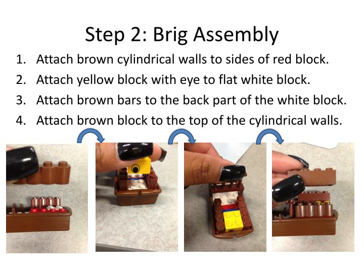 Step 2: Brig Assembly