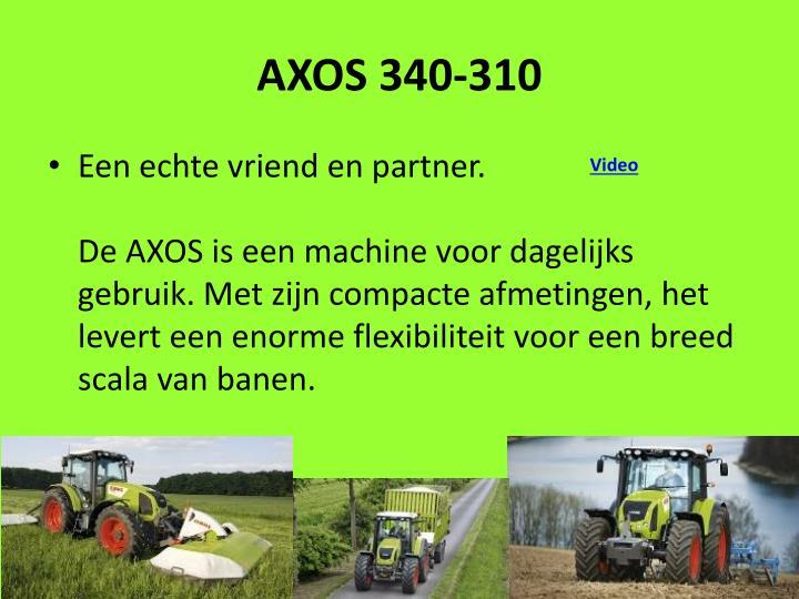 AXOS 340-310