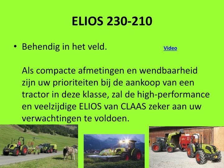 ELIOS 230-210