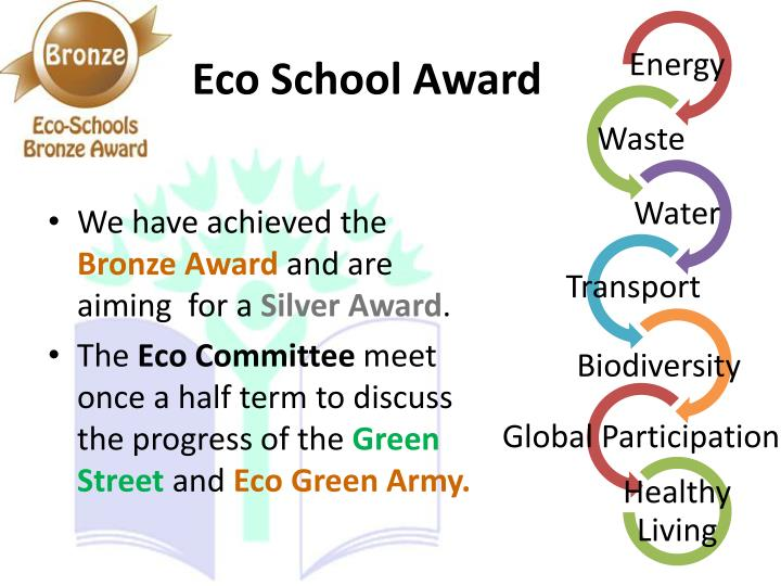 Eco School Award