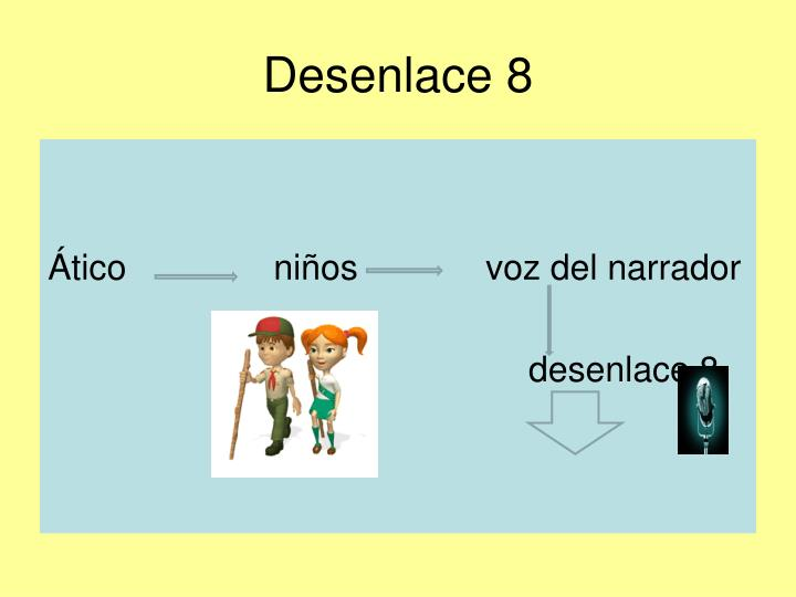 Desenlace 8