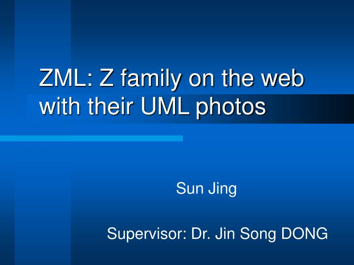 Zml z family on the web with their uml photos