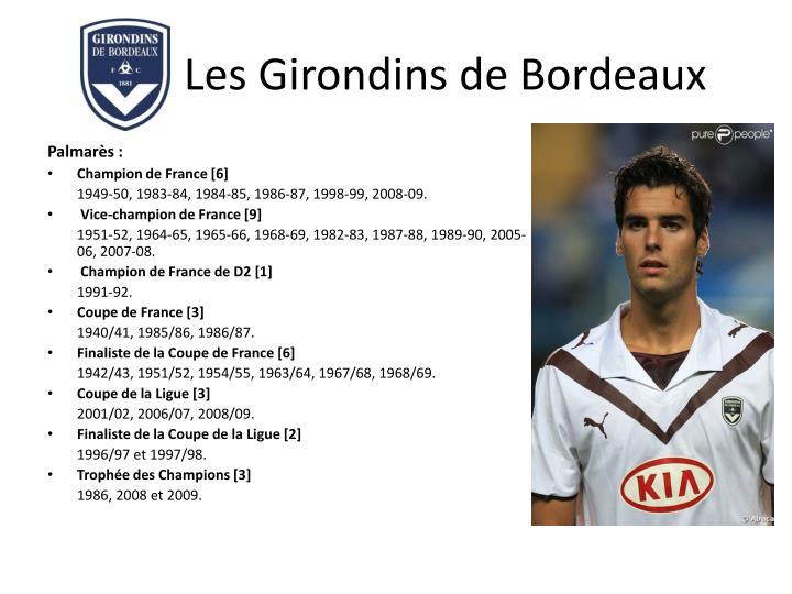 Les Girondins de Bordeaux