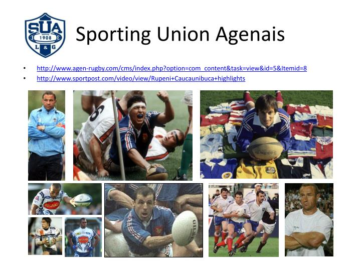 Sporting Union Agenais