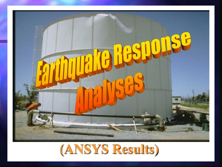 Earthquake Response